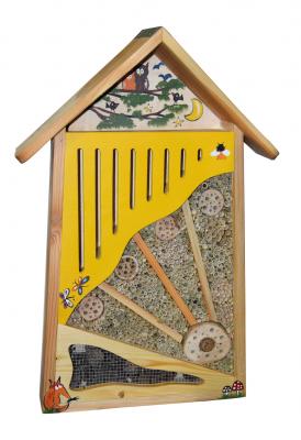 """Insektenhaus """"Insektenhotel Tiere des Waldes"""""""