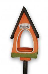 Badevilla Klassik, orange