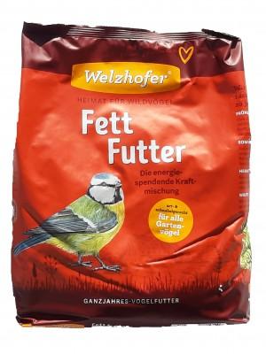 Welzhofer Fett-Futter 4 Kg - Die energiespendende Kraftmischung