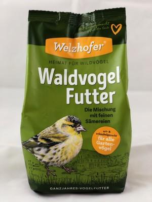 Welzhofer Waldvogel-Futter - Die Mischung mit feinen Sämereien 1 Kg