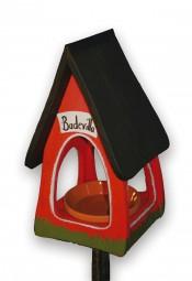 Badevilla Klassik, rot