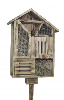 "Insektenhaus ""Insektenpension Rustikal groß"""