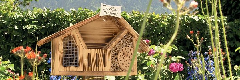 Insektenhotels von staketenzaun.biz