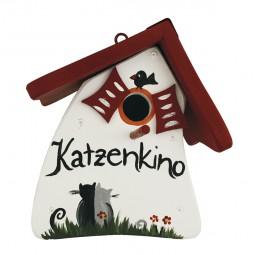 Nistmini Katzenkino Weiß