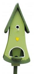 Turmvilla Tulpe, hellgrün