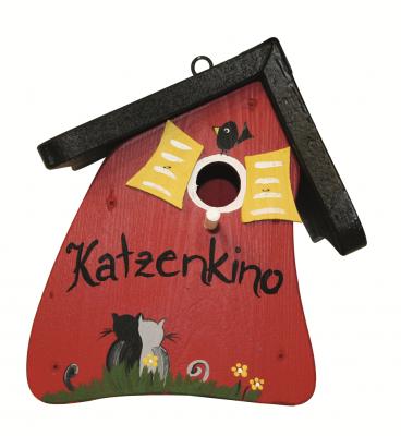 Nistkasten - Nistmini Katzenkino