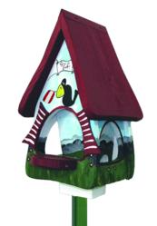 Futterhaus mit Silo - Futtervilla klein Grüß Gott! Austria