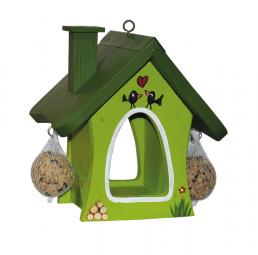 Futterhaus Waldhütte