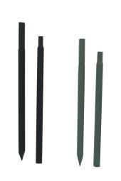 Türmchenstange 1,30 m, kurz, dünn, grün