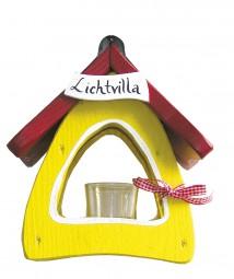 Lichtvilla mini, gelb
