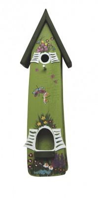 Minivilla 2 spezial Gartenzauber kiwigrün