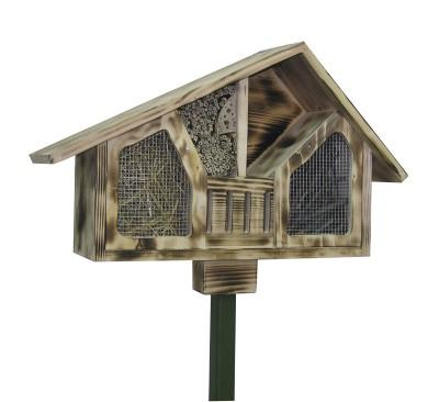 """Insektenhaus """"Insektenpension Rustikal klein"""""""