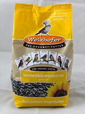 Welzhofer Sonnenblumenkerne gestreift 1 Kg
