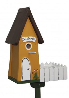 """Nistkasten & Futterhaus """"Gartenhaus Bed & Breakfast"""""""