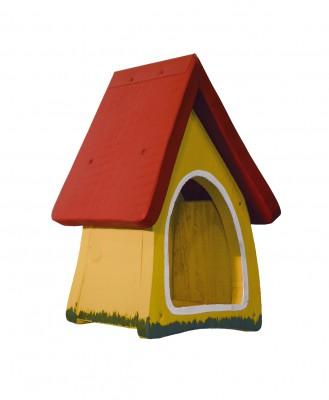 Knödelvilla Mini, gelb