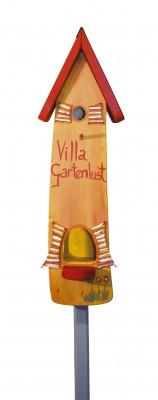 "Minivilla 2 Spezial ""Villa Gartenlust"", orange"