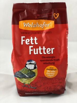 Welzhofer Fett-Futter - Die energiespendende Kraftmischung 1 Kg