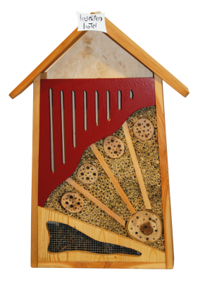 "Insektenhaus"" Insektenhotel Zur Sonne"""