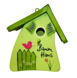 Nistmini Hobbit Baumhaus Baum Haus