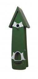 Minivilla 2 Hobbit, dunkelgrün