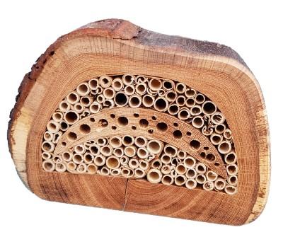 "Bienenhotel Rustikal ""Halbmond"""