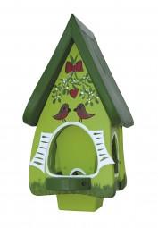 Futtervilla mini Hobbit Mistelzweig, kiwigrün