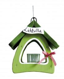 Lichtvilla mini, hellgrün