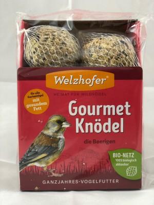 Welzhofer Gourmetknödel beerig 6 Stk. á 100g