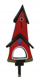 Chalet 1 Klassik, rot