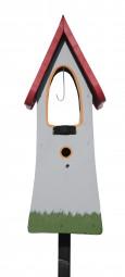 Glockenturm, grau