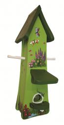 Futtertürmchen Gartenzauber Kiwigrün