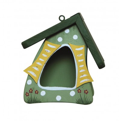 Futtermini Hobbit Tupfen hellgrün