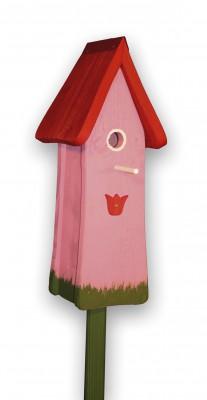 Nisttürmchen tulpefarben, pink