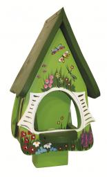 Futtervilla klein Gartenzauber Kiwigrün
