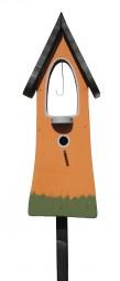 Glockenturm, orange