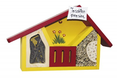 "Insektenhaus ""Insektenpension mini Wandmontage"""