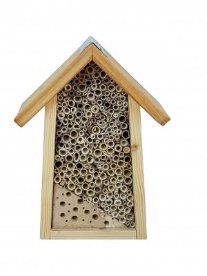 Bienenhotel klein ohne Schild