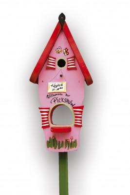 """Minivilla 1 Spezial """"Pickshow"""", pink"""