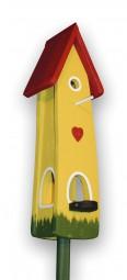 Minivilla 2 Tulpe, gelb