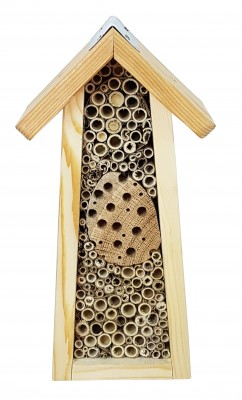 Bienenhotel mini ohne Schild