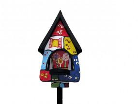 Futtervilla klein spezial Das Vogelvillahaus